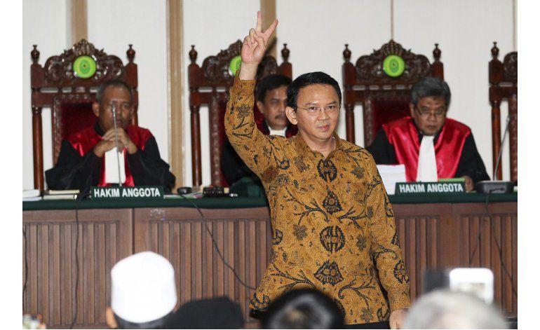 Indonesia: Excluyen prensa de juicio a gobernador de Yakarta