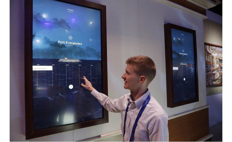 Nuevo conserje digital identifica a pasajeros de cruceros