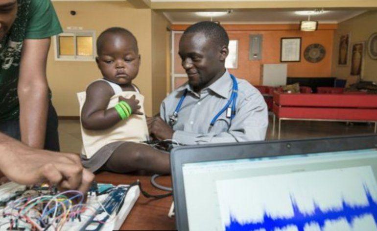 La chaqueta que detecta neumonía y otros ingeniosos inventos que llegarán de África en 2017