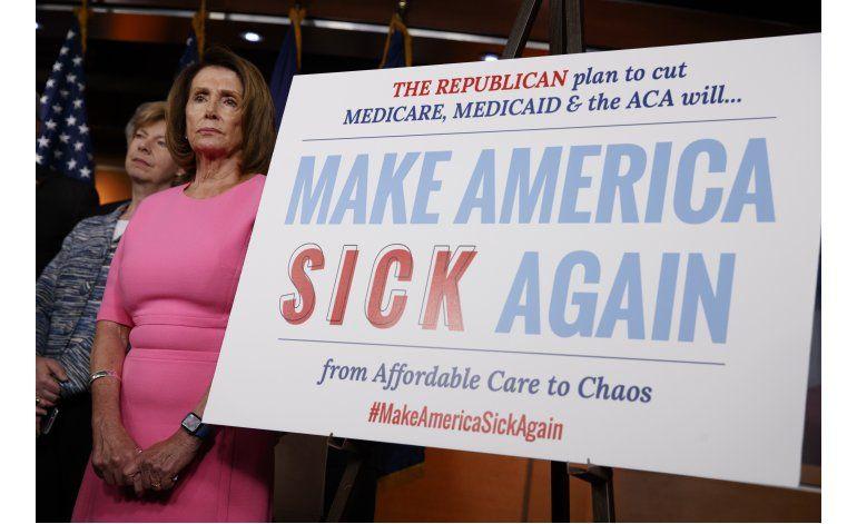 Obama y Pence van al Congreso en lucha por reforma de salud