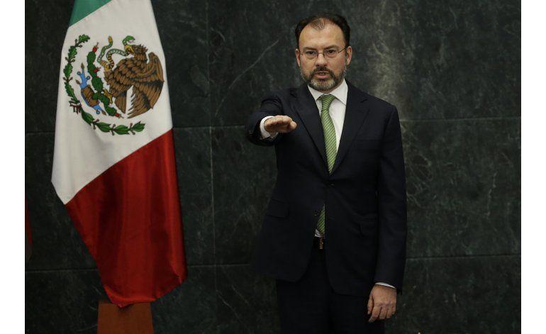 México: Vuelve a gabinete funcionario que renunció por Trump