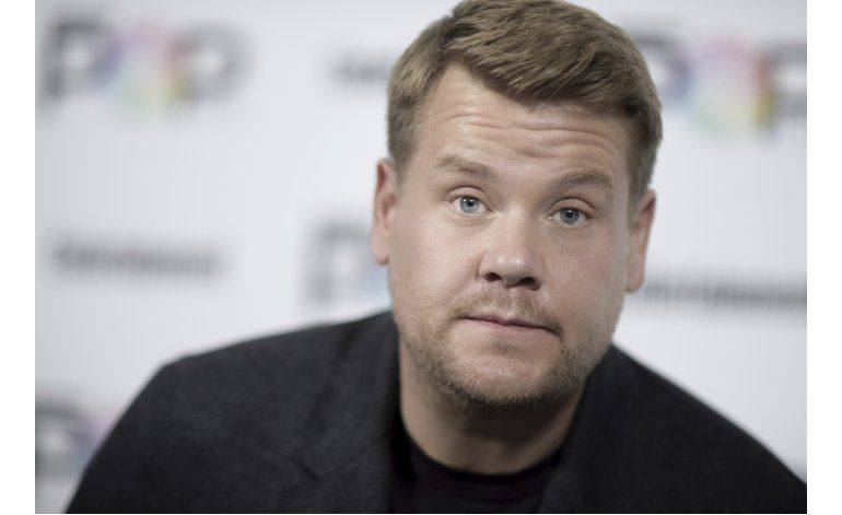 James Corden hace homenaje a George Michael