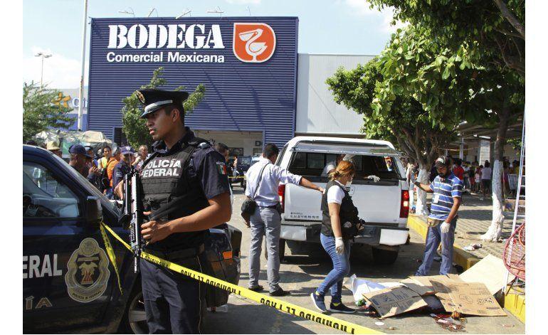 Asesinan a seis comerciantes informales en Acapulco