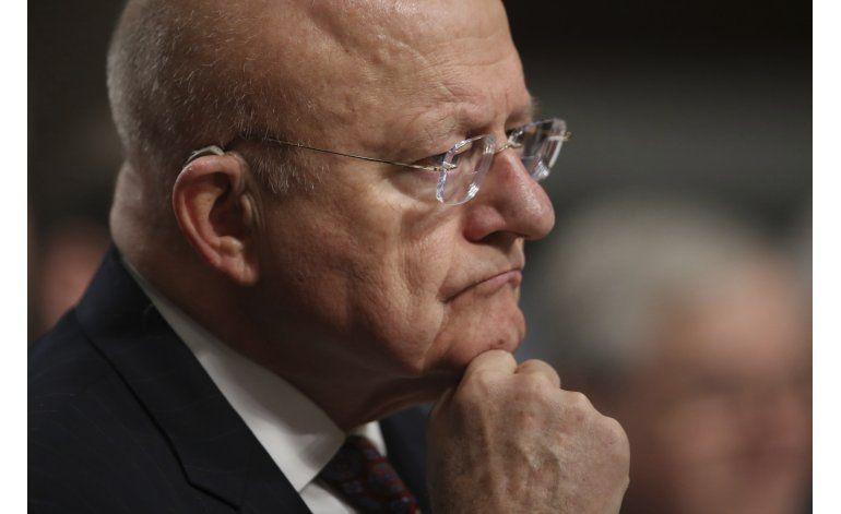 Funcionario de inteligencia: Rusia interfirió en elección