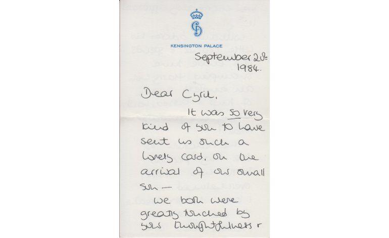 Enrique se mete en problemas escribió la princesa Diana
