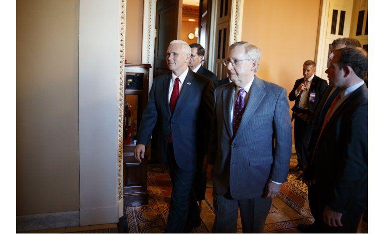 EEUU: Debate sobre ley podría decidir equilibrio de poder