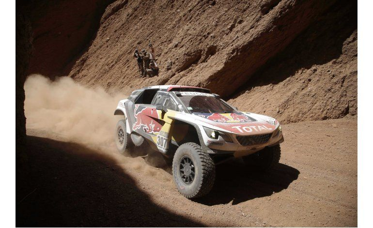 Dakar: Despress gana la etapa y desplaza a Peterhansel