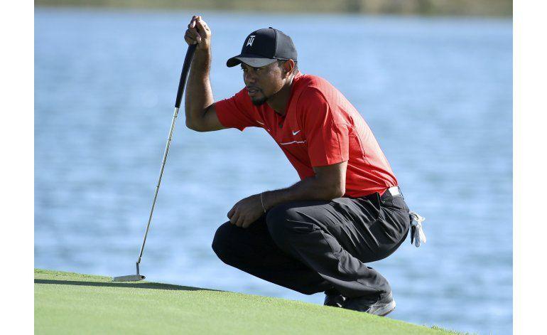 Woods confirma participación en Dubai