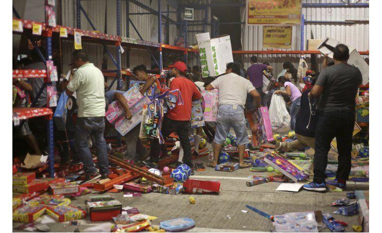 Violencia en México por el alza de gasolina deja 4 muertos