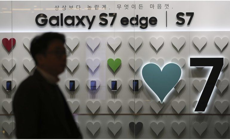 Utilidades de Samsung suben 50% pese a fiasco con Galaxy