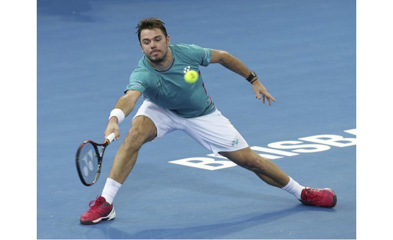 Raonic elimina a Nadal en Brisbane; Wawrinka avanza a semis