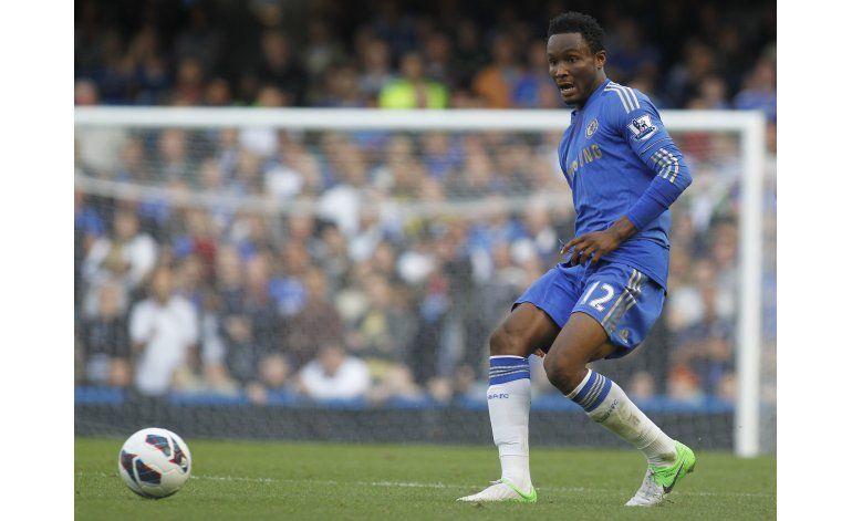 Mikel deja al Chelsea para incorporarse a club de liga china