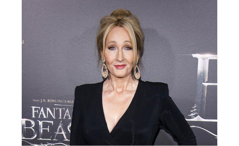 Rowling actualiza libro de Animales Fantásticos