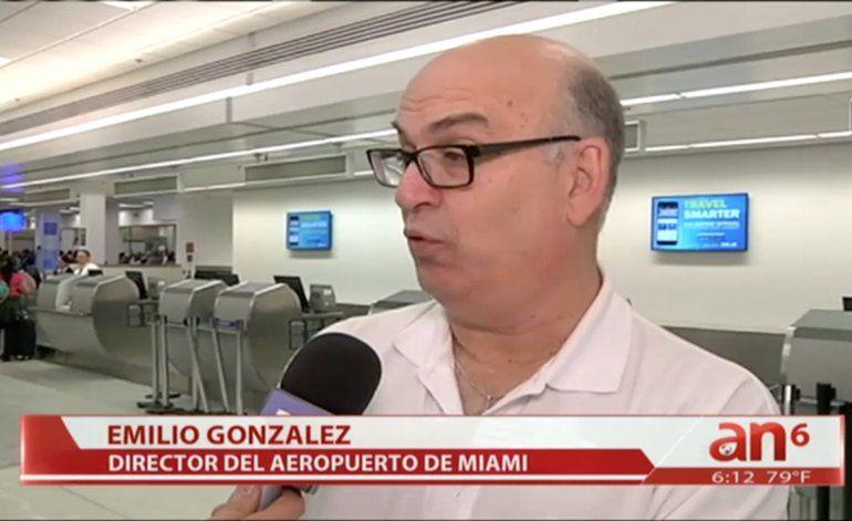 Aeropuerto de Miami eleva sus medidas de seguridad tras tiroteo en Fort Lauderdale