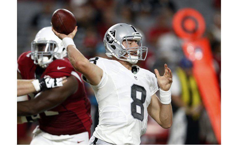 Raiders-Texans y Lions-Seahawks ponen en marcha postemporada