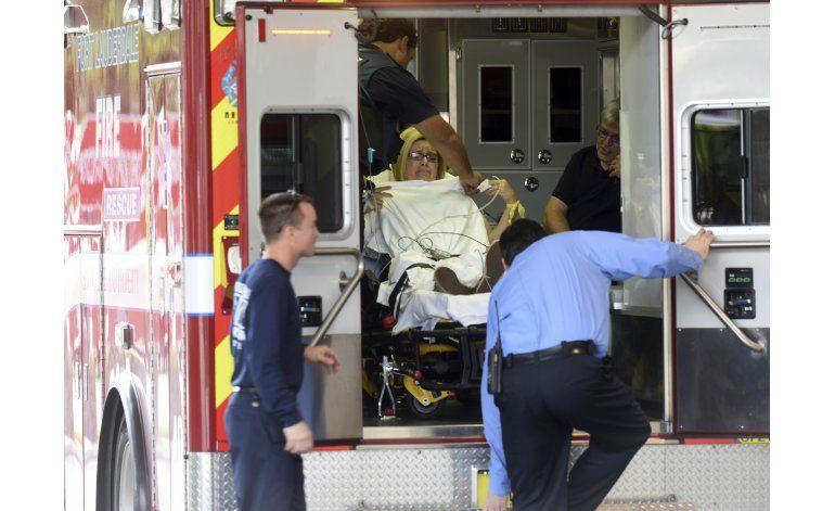 Cinco muertos en tiroteo en aeropuerto de Ford Lauderdale