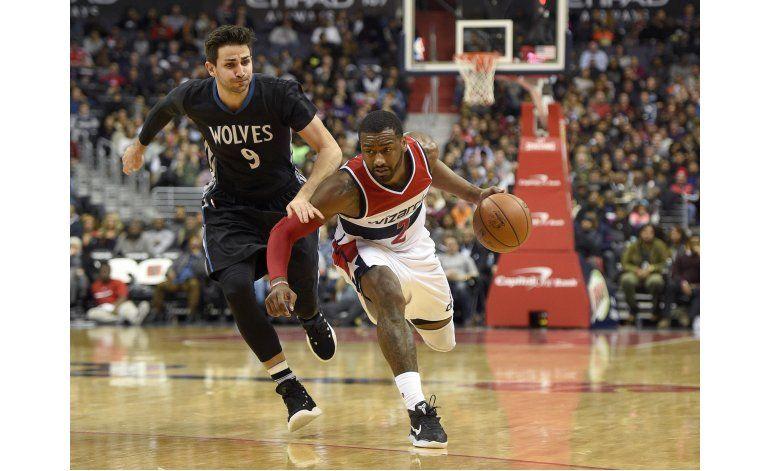 Wall logra 18 puntos y 18 asistencias en triunfo de Wizards