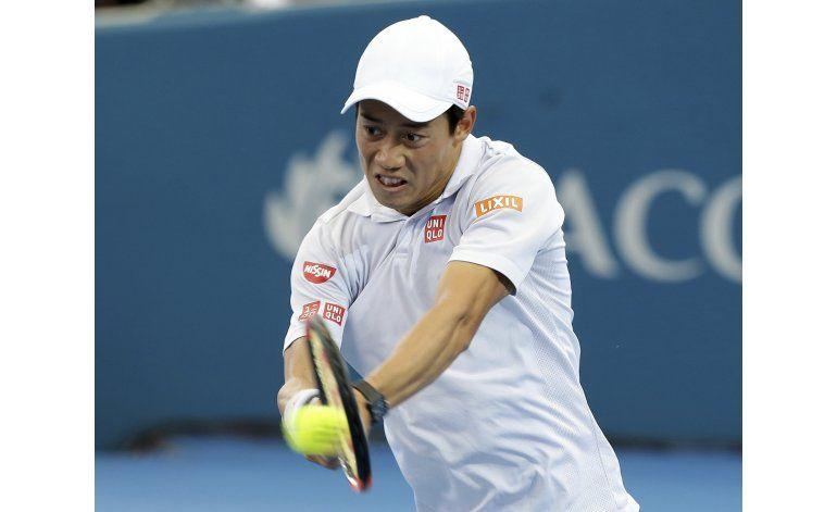 Nishikori vence a Wawrinka y es finalista en Brisbane