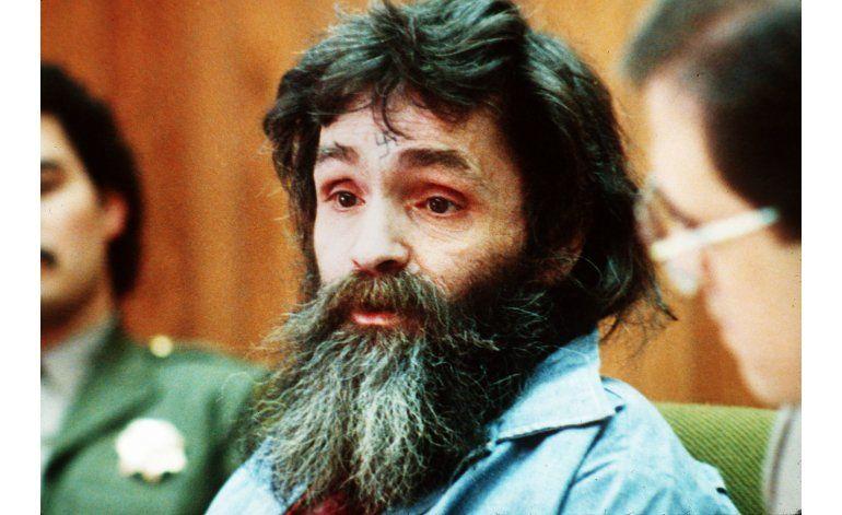 Manson vuelve a cárcel tras hospitalización en California
