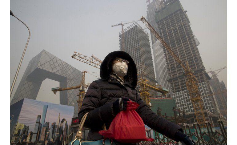 Ahogada en smog, Beijing crea nueva policía medioambiental