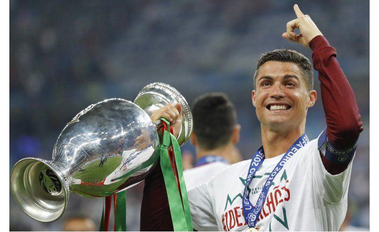 Cristiano, favorito para ganar premio de FIFA