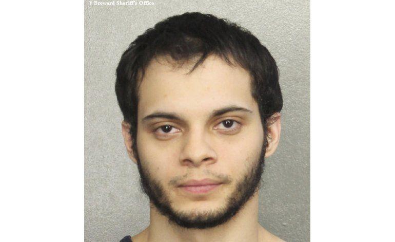 Difunden video del ataque a tiros en aeropuerto de Florida