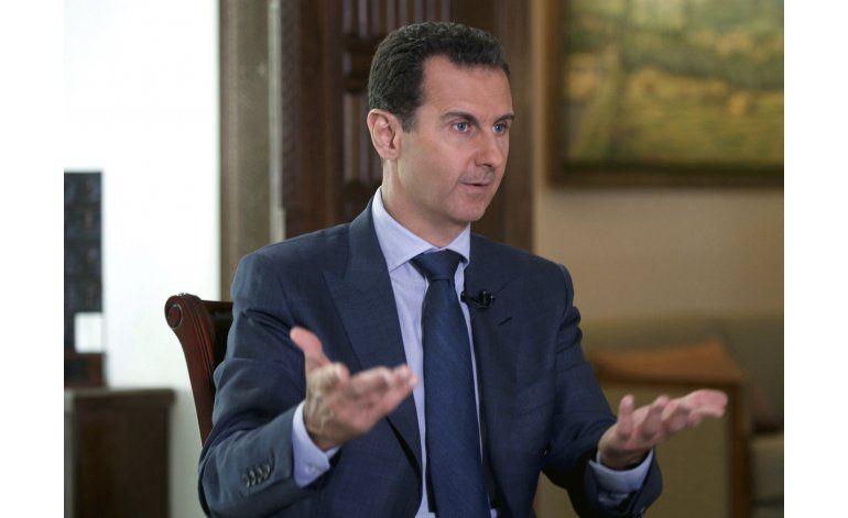 Tras ganar Aleppo, Assad dice que está listo para conversar