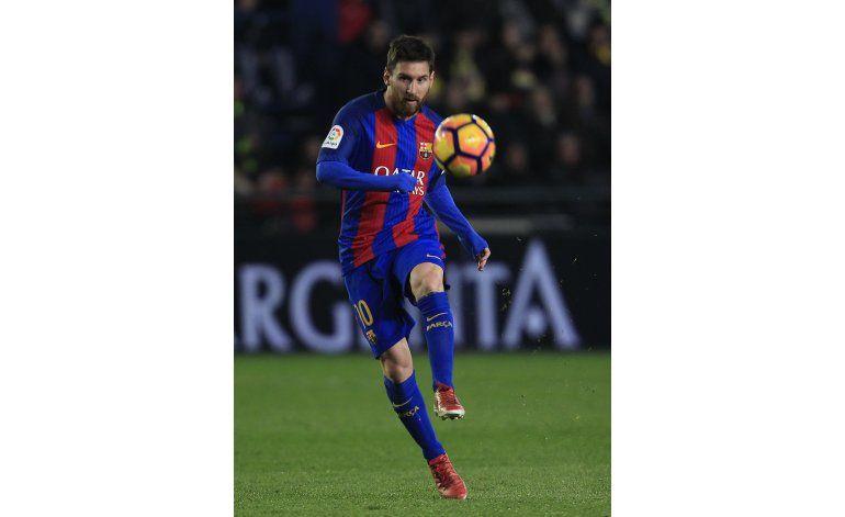 Messi y Neymar se perderán ceremonia de premios de FIFA