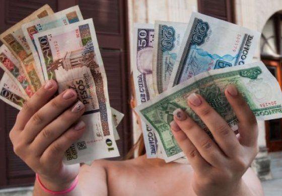 El dólar aumenta su valor en el mercado informal cubano