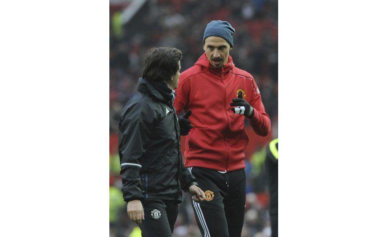 Ibrahimovic gana demanda por difamación a entrenador