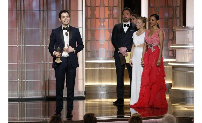 Globos: Esperanza y Trump eclipsan momento de La La Land
