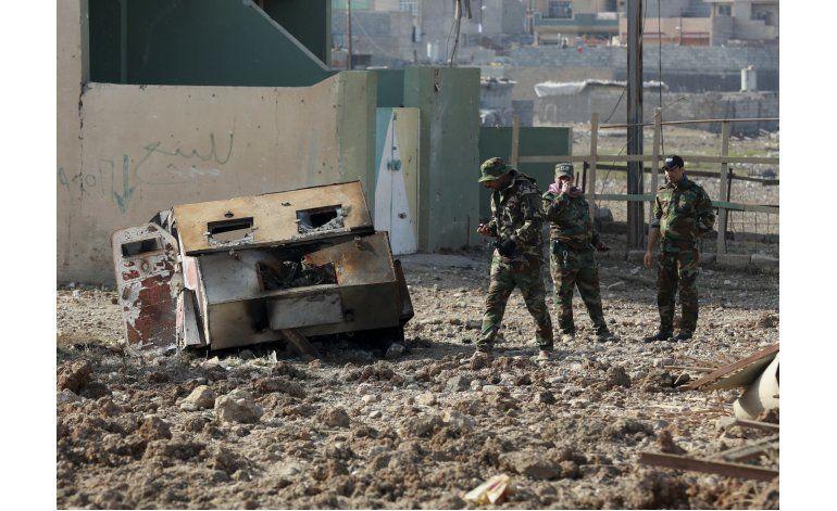 Tropas de Irak llegan al Tigris en lucha contra EI por Mosul