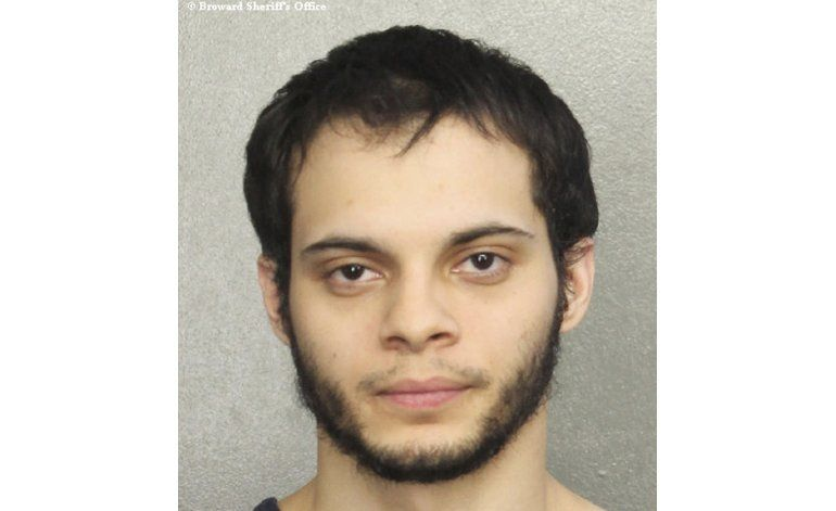 Autor de tiroteo en aeropuerto de Florida comparece