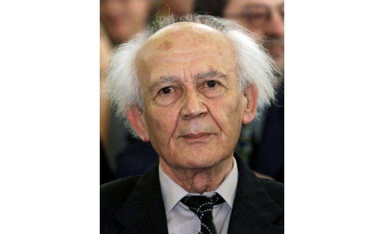 Fallece el sociólogo polaco Zygmunt Bauman a los 91 años