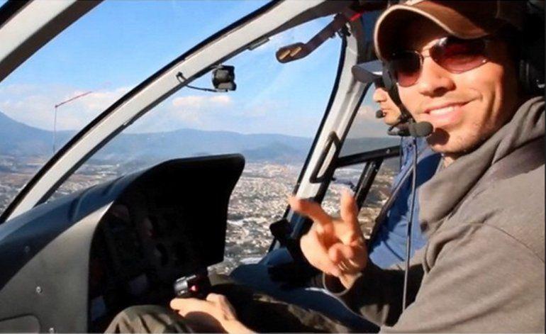 Enrique Iglesias ya está en Cuba