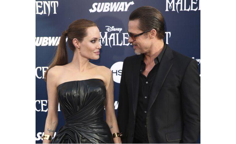 Angelina Jolie y Brad Pitt manejarán divorcio en privado