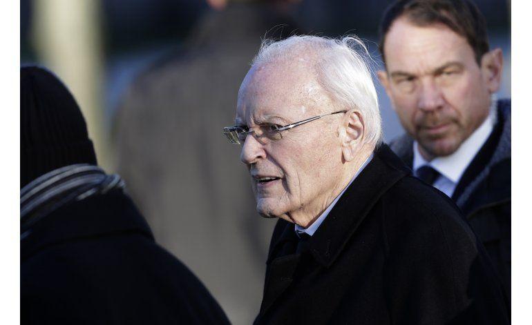 Muere el expresidente de Alemania Roman Herzog
