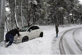 ola de frio en europa atormenta a los mas vulnerables