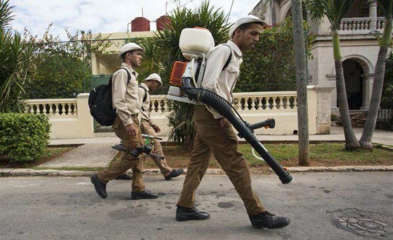 Brote de paludismo en Cuba suma cerca de diez casos