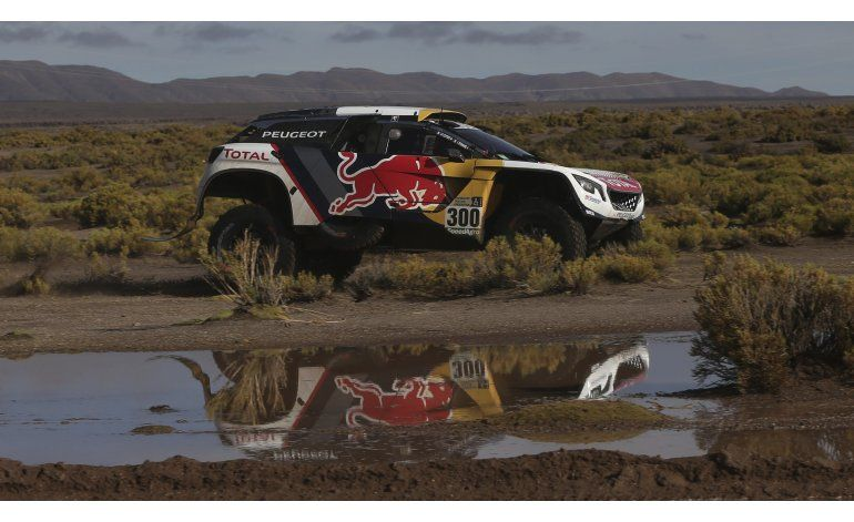 Dakar: Loeb gana etapa y desplaza a Peterhansel de liderazgo