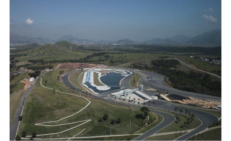 Cierran otra instalación olímpica en Río de Janeiro