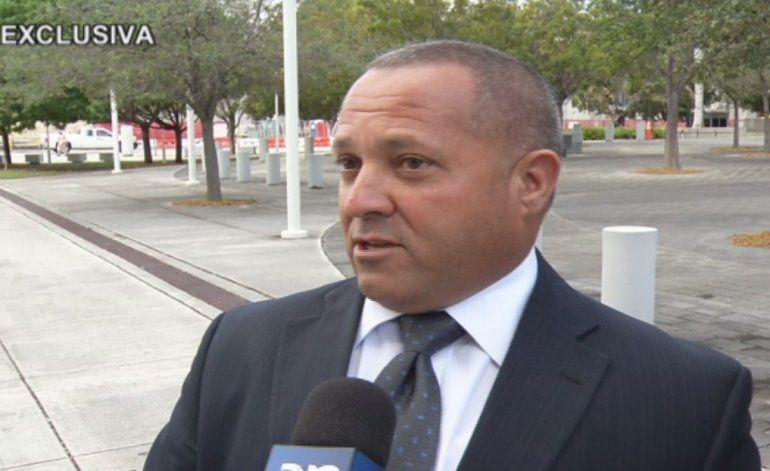 Comisionado de Opa-Locka Luis Santiago se declara culpable de extorsión y soborno