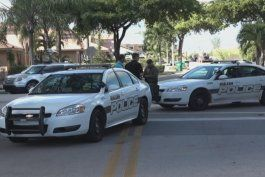 arrestan a grupo de jovenes en miami lakes