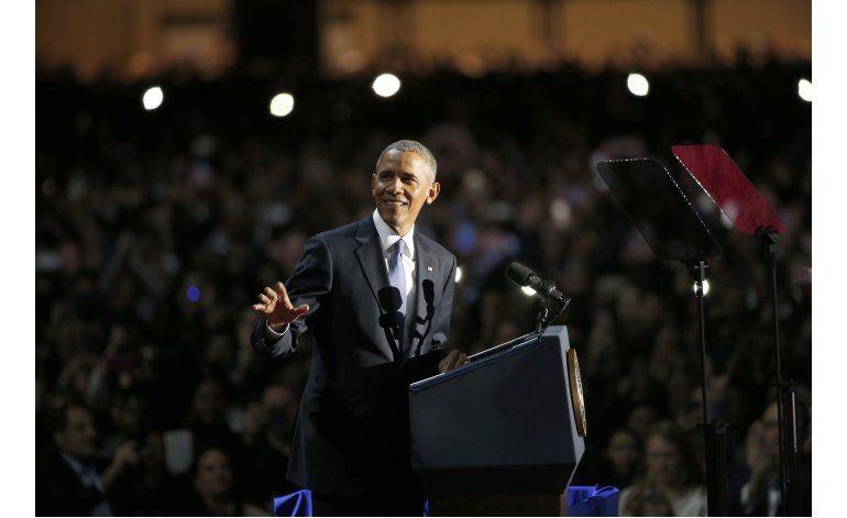 LO ULTIMO: Obama: Aún falta avanzar en cuestión de razas