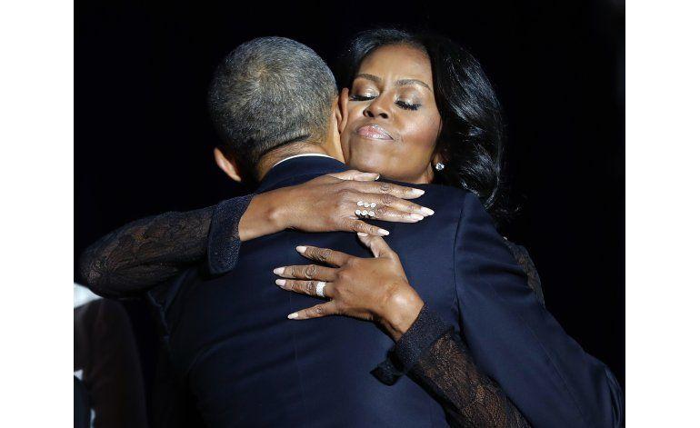 Sí, lo hicimos; Obama se despide con nostálgico discurso