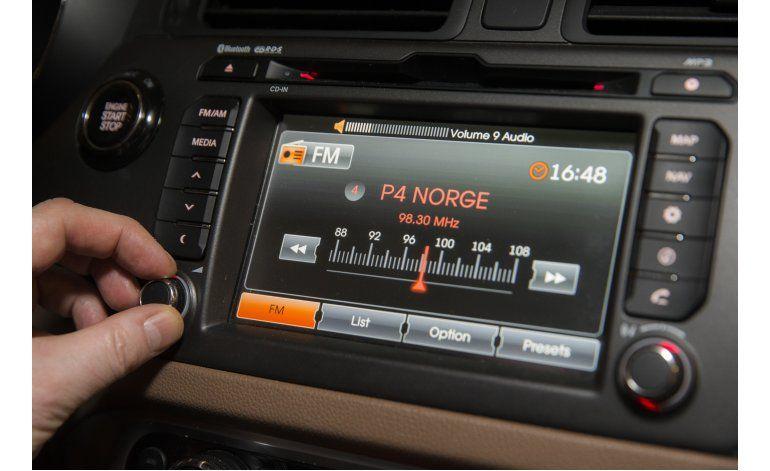 Noruega empieza a abandonar la radio analógica