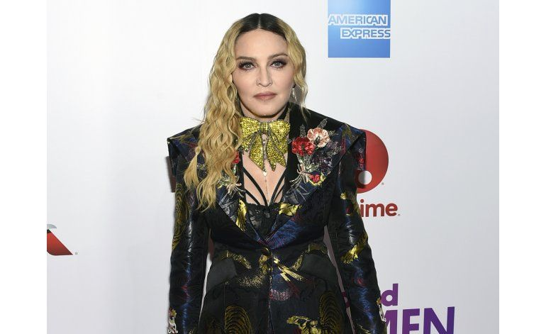Madonna: Trump presidente es como estar en una pesadilla