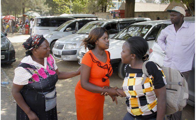 Kenianos apoyan huelga médica a pesar de falta de atención