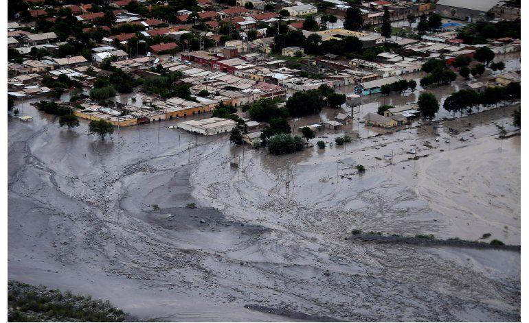 Alud causa dos muertos en provincia argentina de Jujuy