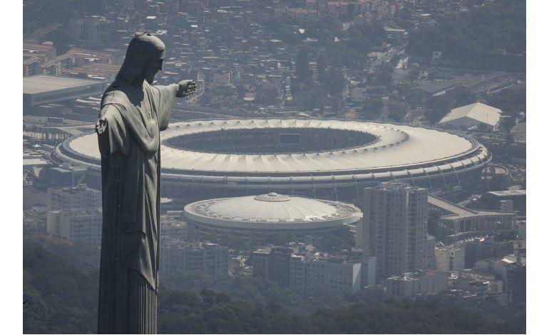 Roban objetos del Estadio Maracaná